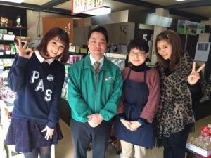 テレビ取材テレビ新広島20151205