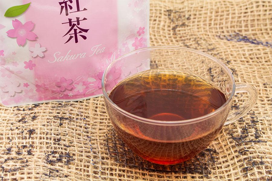 さくら緑茶T/Bのイメージ画像