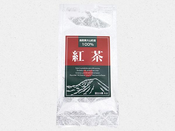 鳥取県産10%%紅茶パッケージ
