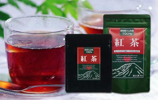 大山紅茶画像