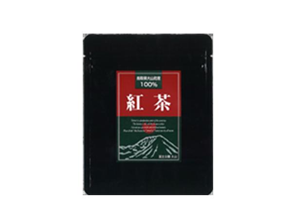 大山町産紅茶50g