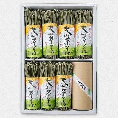 大山茶そば7食タイプ(B-17)