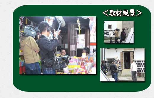 BS-TBS取材風景
